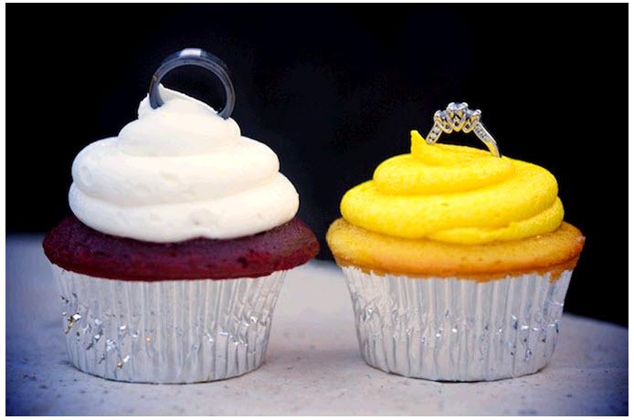 Muffinky a cup cakes inšpirácie - Obrázok č. 32