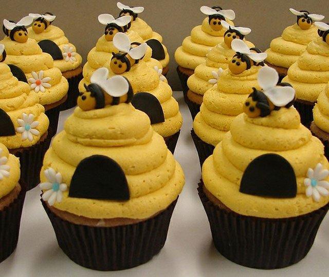 Muffinky a cup cakes inšpirácie - Obrázok č. 36