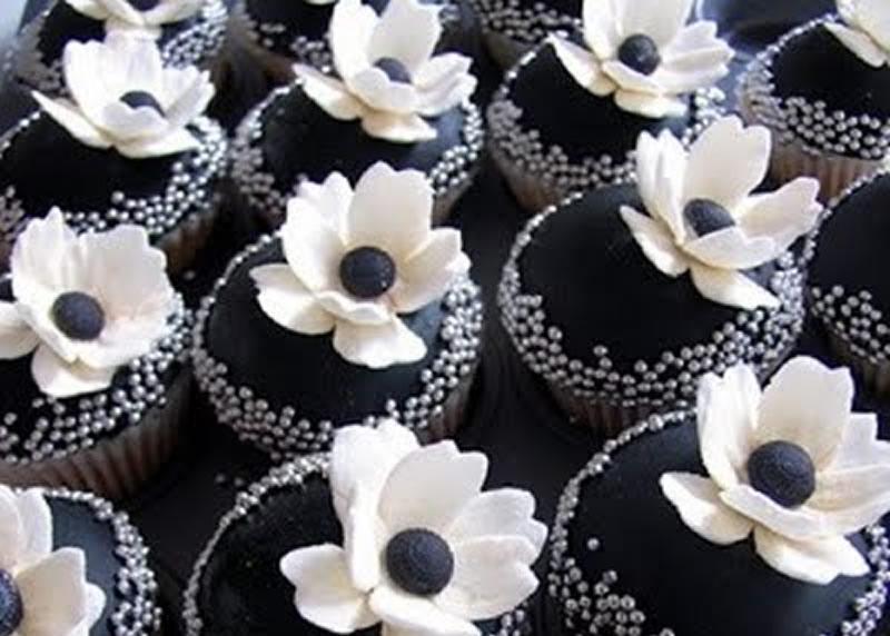 Muffinky a cup cakes inšpirácie - Obrázok č. 37