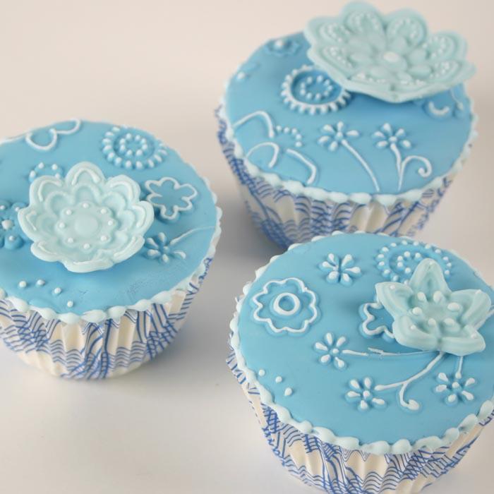 Muffinky a cup cakes inšpirácie - Obrázok č. 39