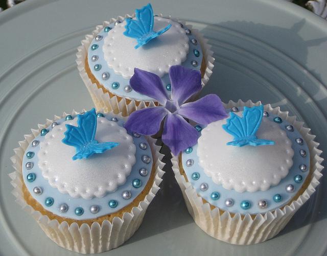 Muffinky a cup cakes inšpirácie - Obrázok č. 40