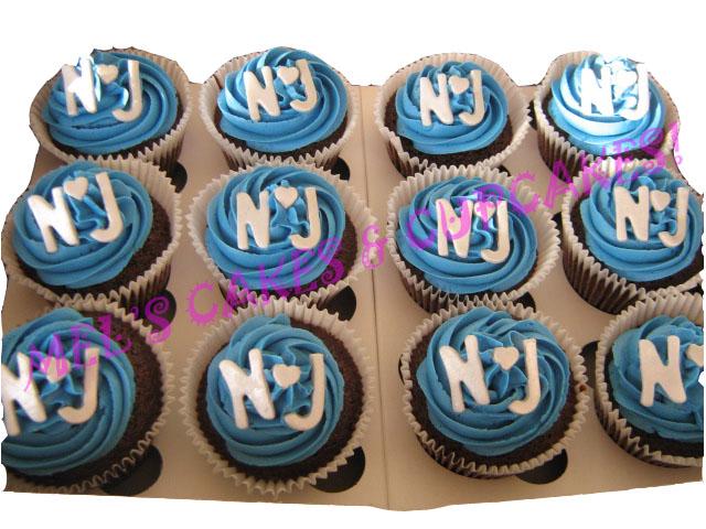 Muffinky a cup cakes inšpirácie - Obrázok č. 41