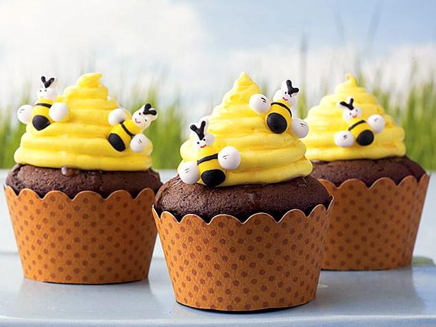 Muffinky a cup cakes inšpirácie - Obrázok č. 42