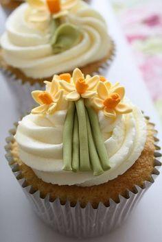 Muffinky a cup cakes inšpirácie - Obrázok č. 43