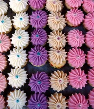 Muffinky a cup cakes inšpirácie - Obrázok č. 44