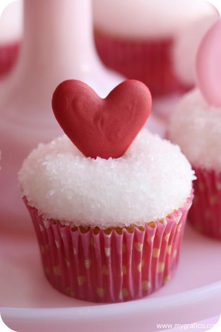 Muffinky a cup cakes inšpirácie - Obrázok č. 45