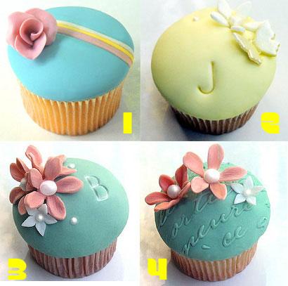 Muffinky a cup cakes inšpirácie - Obrázok č. 50