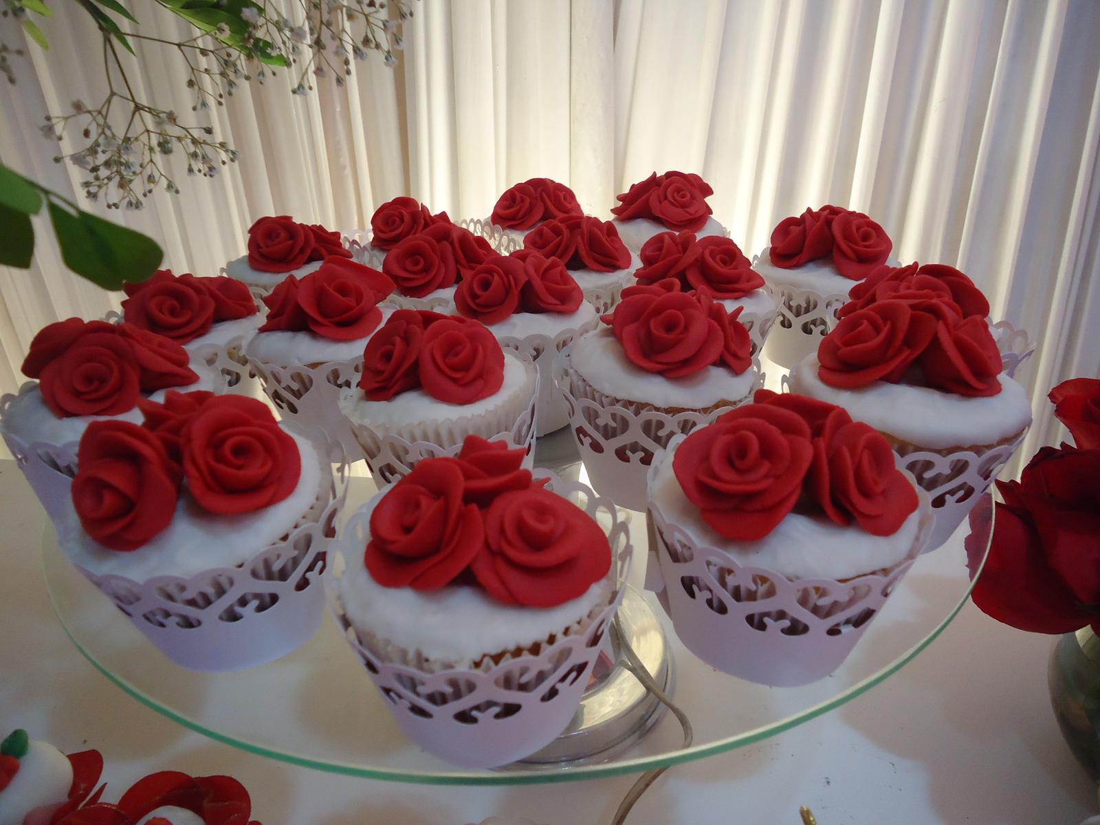 Muffinky a cup cakes inšpirácie - Obrázok č. 52