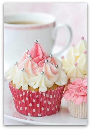 Muffinky a cup cakes inšpirácie - Obrázok č. 53