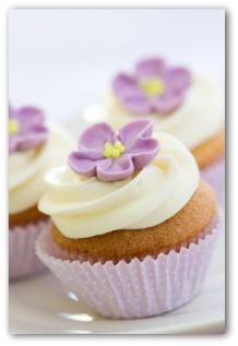Muffinky a cup cakes inšpirácie - Obrázok č. 54