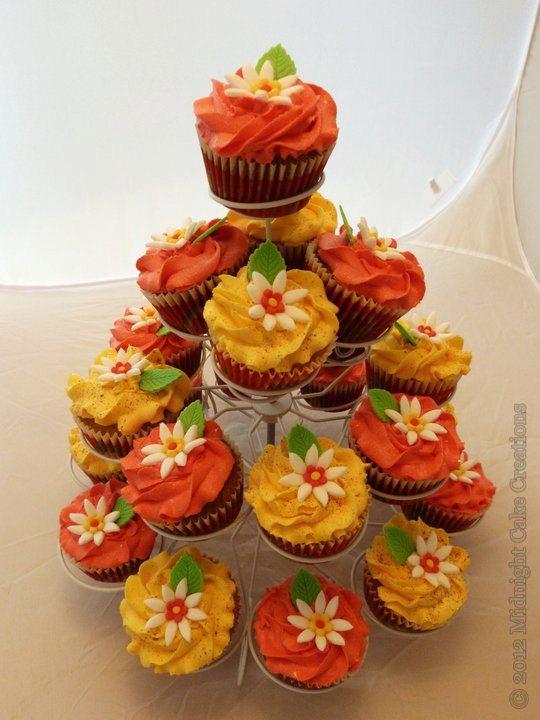 Muffinky a cup cakes inšpirácie - Obrázok č. 59