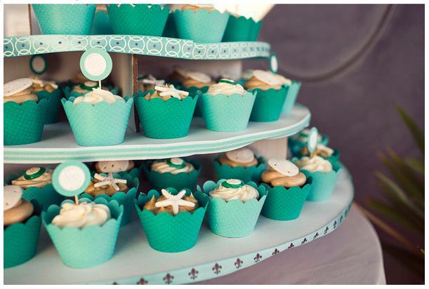 Muffinky a cup cakes inšpirácie - Obrázok č. 61