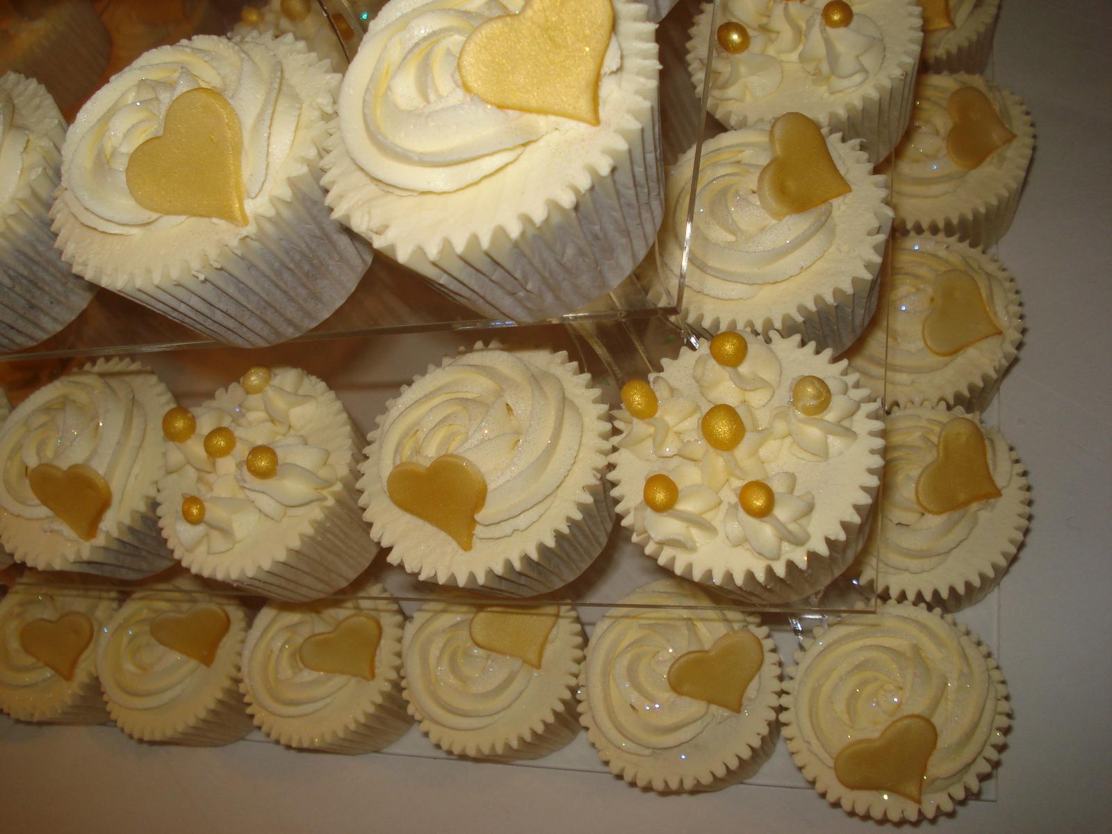 Muffinky a cup cakes inšpirácie - Obrázok č. 63