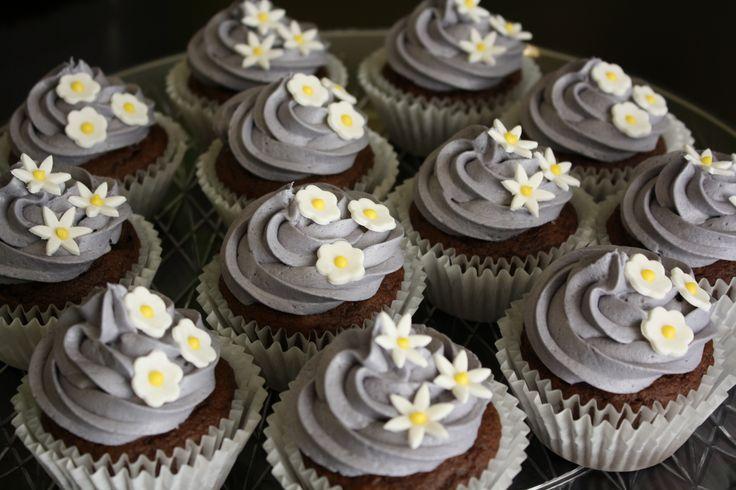 Muffinky a cup cakes inšpirácie - Obrázok č. 66