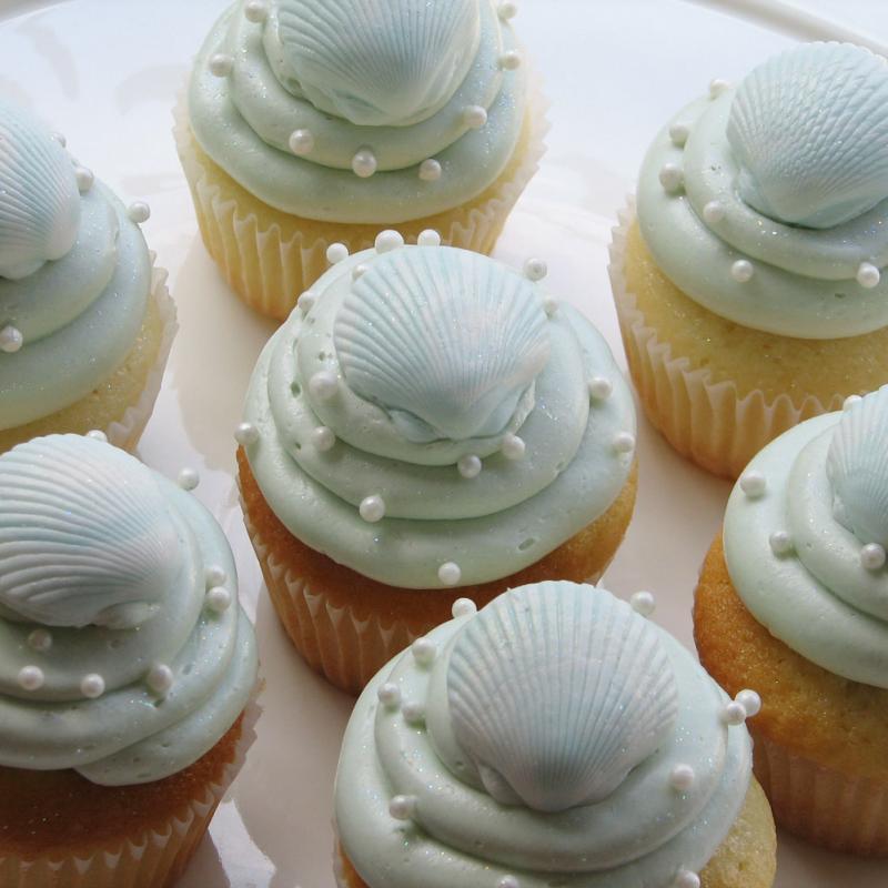 Muffinky a cup cakes inšpirácie - Obrázok č. 69
