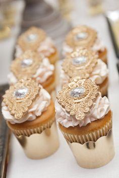 Muffinky a cup cakes inšpirácie - Obrázok č. 72