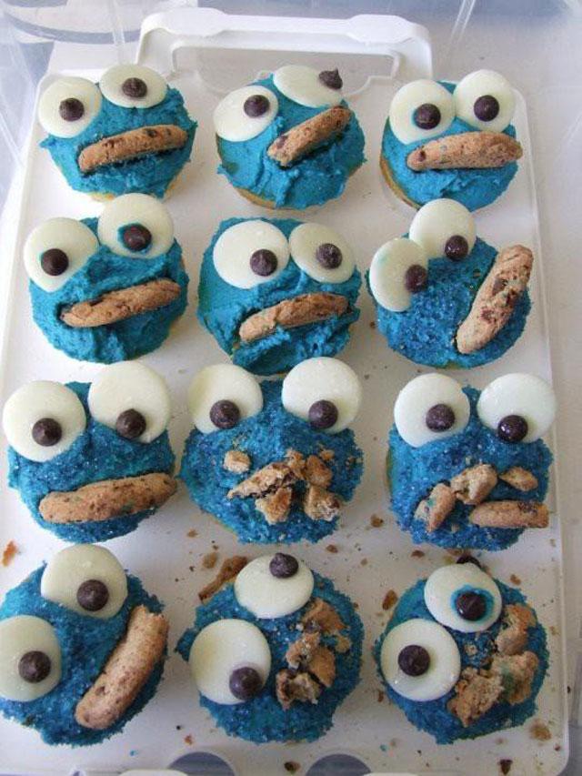 Muffinky a cup cakes inšpirácie - Obrázok č. 73