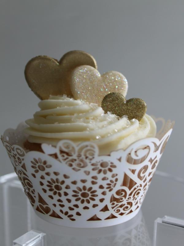 Muffinky a cup cakes inšpirácie - Obrázok č. 78