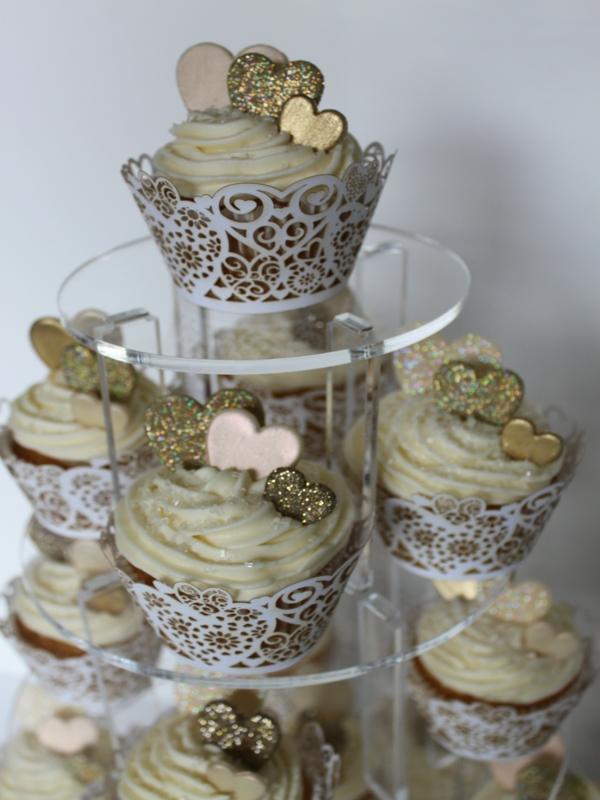 Muffinky a cup cakes inšpirácie - Obrázok č. 79