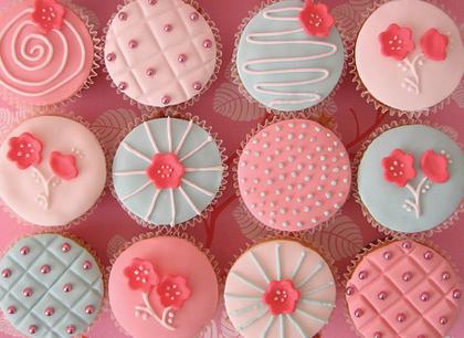 Muffinky a cup cakes inšpirácie - Obrázok č. 82