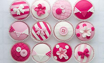 Muffinky a cup cakes inšpirácie - Obrázok č. 86