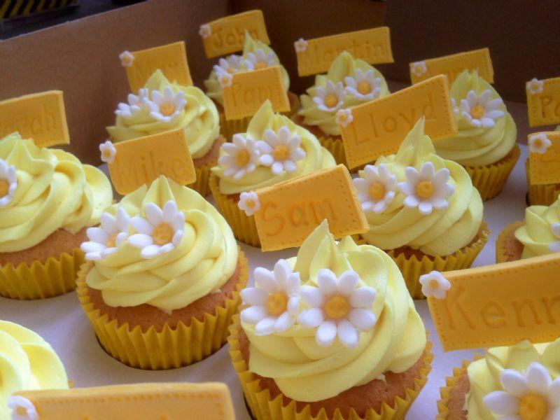 Muffinky a cup cakes inšpirácie - Obrázok č. 88