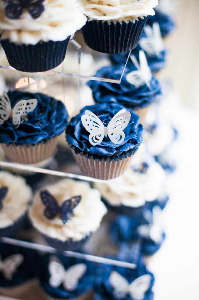 Muffinky a cup cakes inšpirácie - Obrázok č. 90
