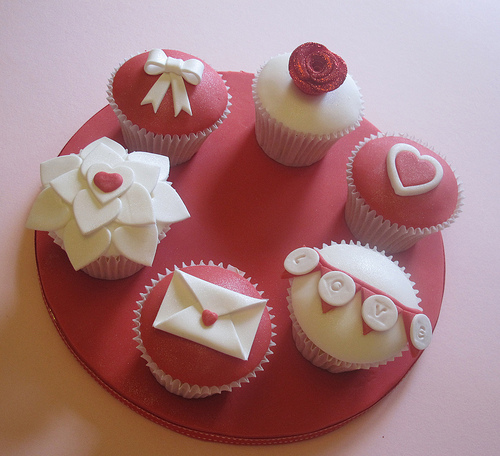 Muffinky a cup cakes inšpirácie - Obrázok č. 97