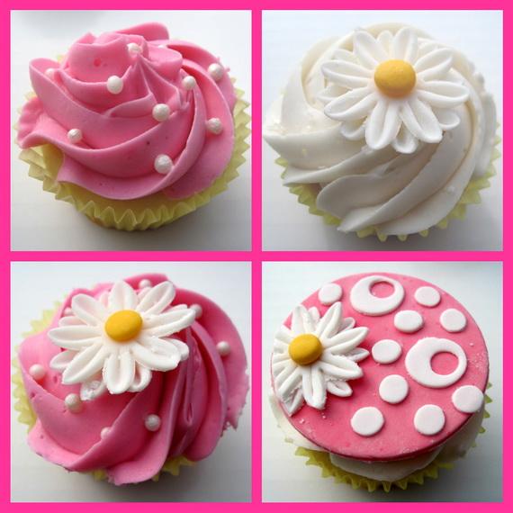 Muffinky a cup cakes inšpirácie - Obrázok č. 98
