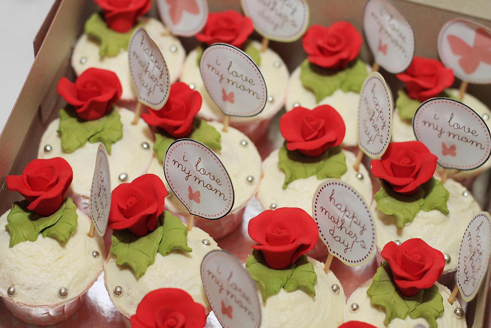 Muffinky a cup cakes inšpirácie - Obrázok č. 100
