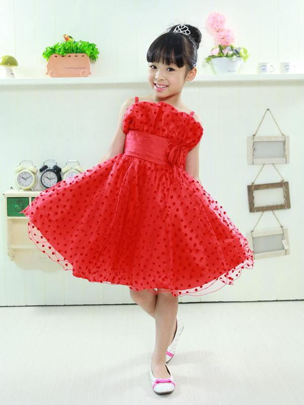 Ebay - šaty pre malé družičky - Obrázok č. 1