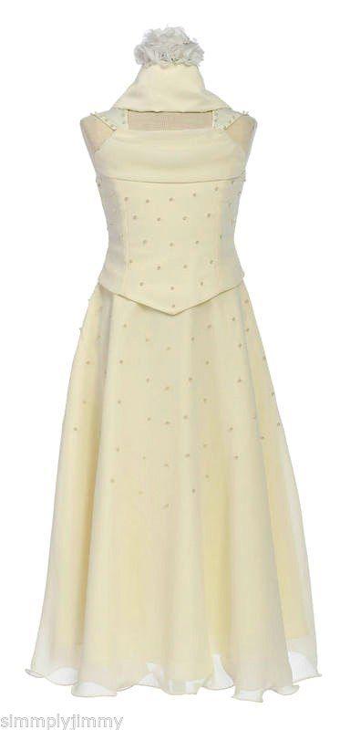 Ebay - šaty pre malé družičky - Obrázok č. 2