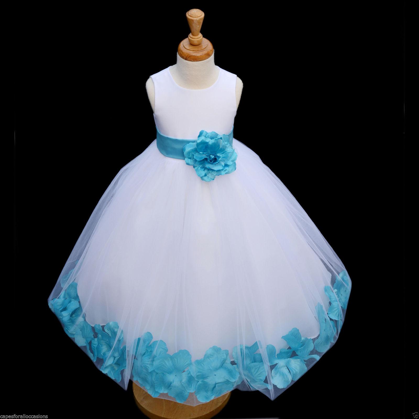 Ebay - šaty pre malé družičky - Obrázok č. 5