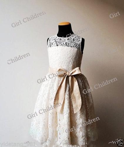 Ebay - šaty pre malé družičky - Obrázok č. 28