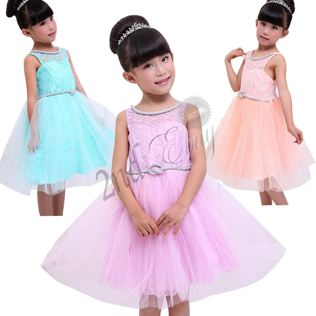 Ebay - šaty pre malé družičky - Obrázok č. 9
