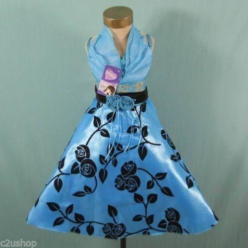 Ebay - šaty pre malé družičky - Obrázok č. 32