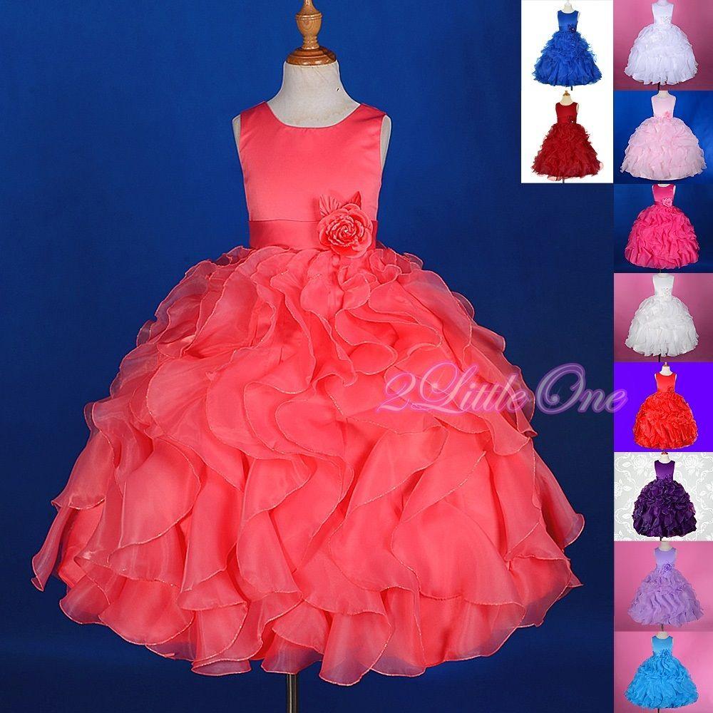Ebay - šaty pre malé družičky - Obrázok č. 86