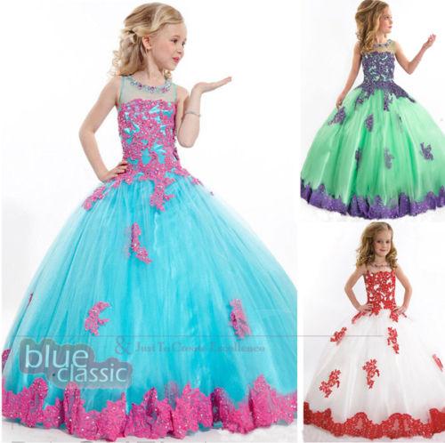 Ebay - šaty pre malé družičky - Obrázok č. 91