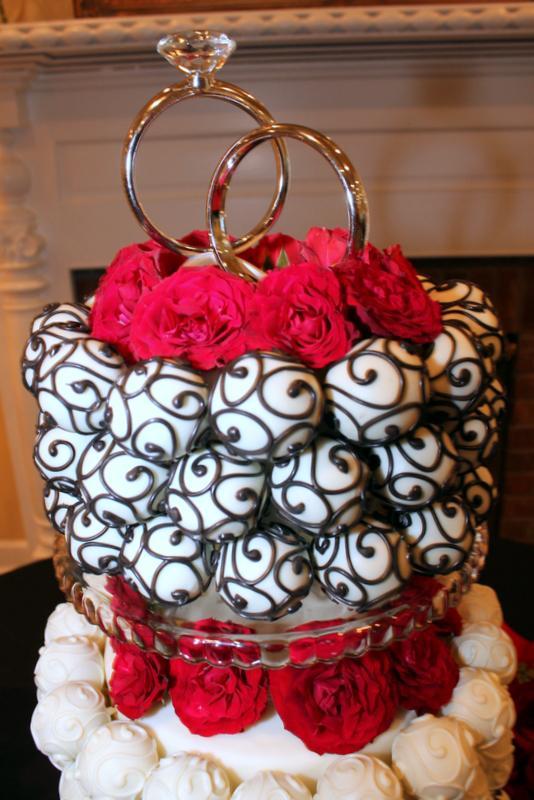 Cake pops inšpirácie - Obrázok č. 6