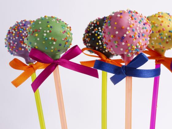 Cake pops inšpirácie - Obrázok č. 65