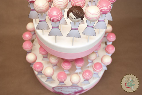 Cake pops inšpirácie - Obrázok č. 85
