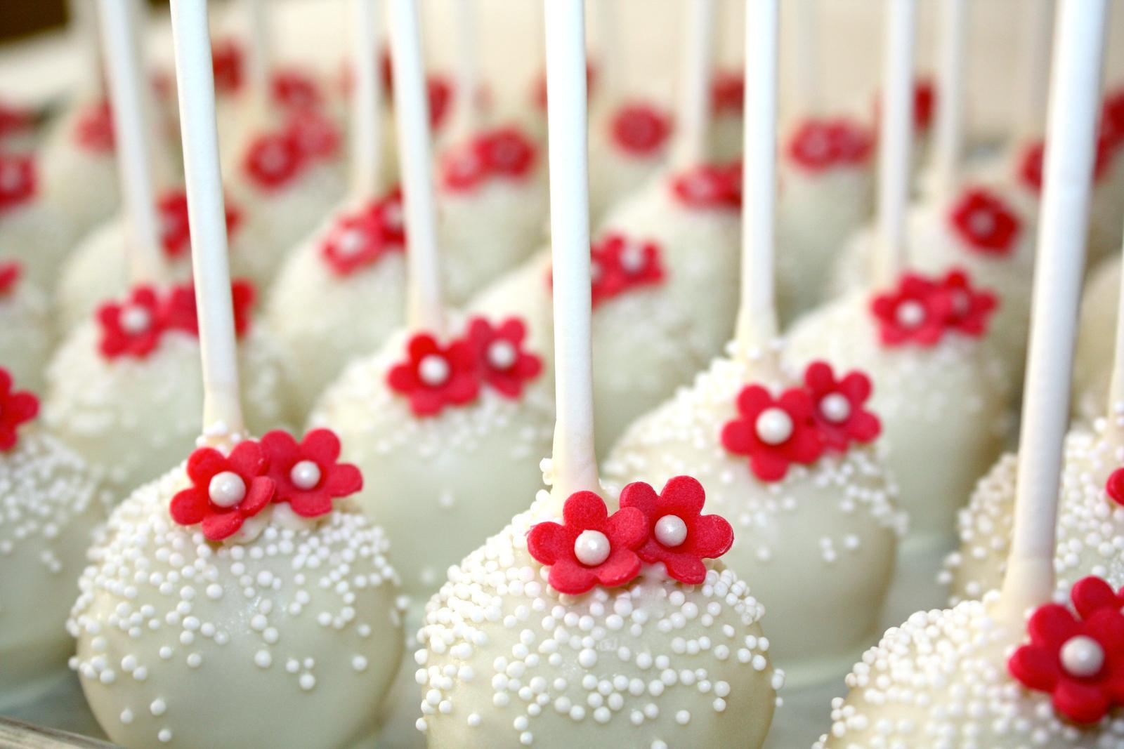 Cake pops inšpirácie - Obrázok č. 100