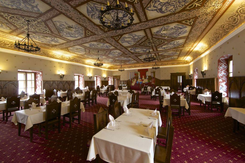Hotely pre inšpiráciu - Hotel The Grand Viglas