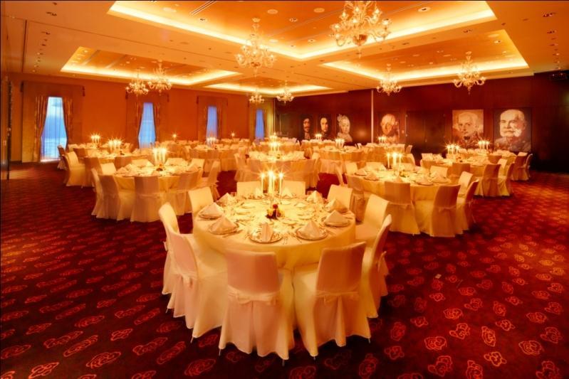 Hotely pre inšpiráciu - Hotel Kempinski River Park Bratislava
