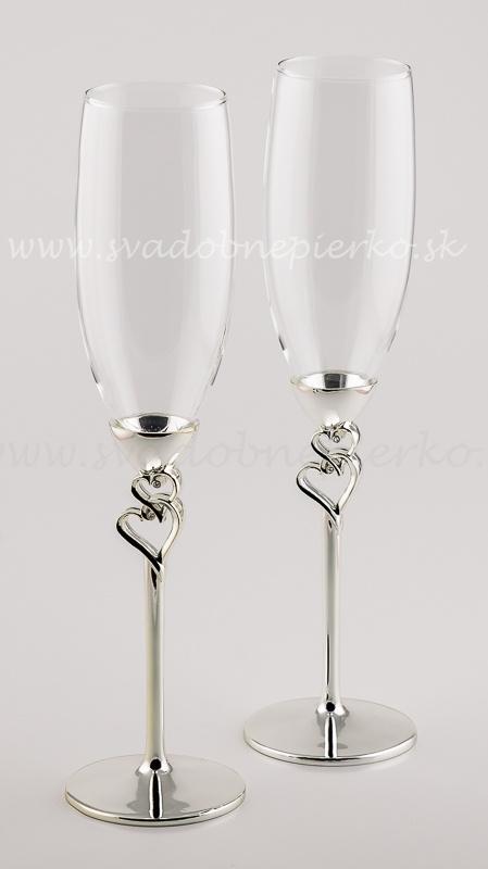 Svadobné poháre - Obrázok č. 11