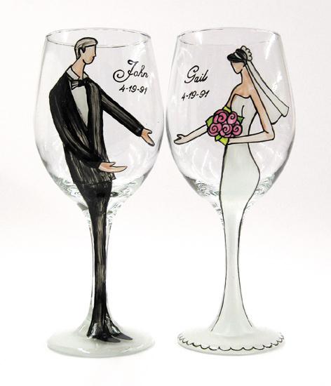 Svadobné poháre - Obrázok č. 20