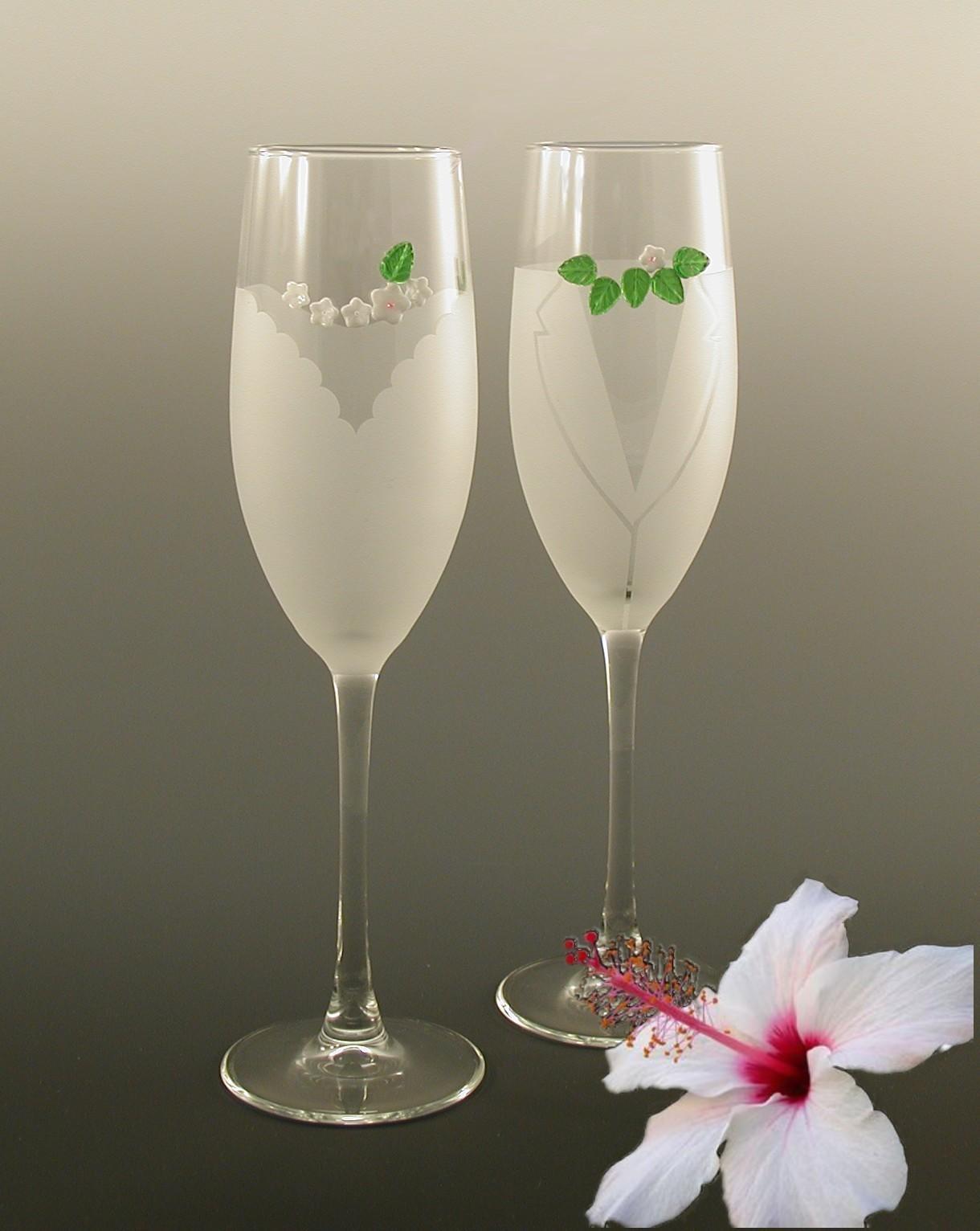 Svadobné poháre - Obrázok č. 28