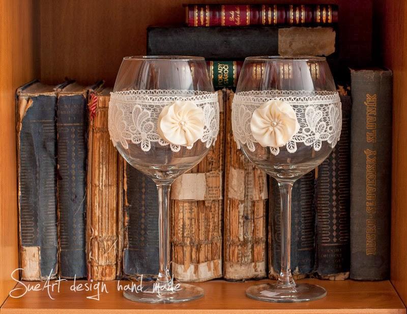Svadobné poháre - Obrázok č. 30