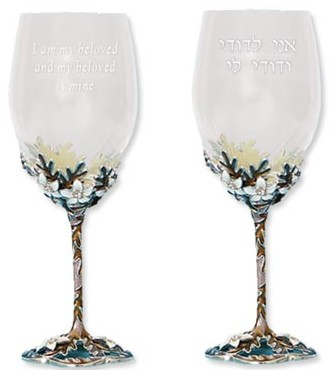 Svadobné poháre - Obrázok č. 31