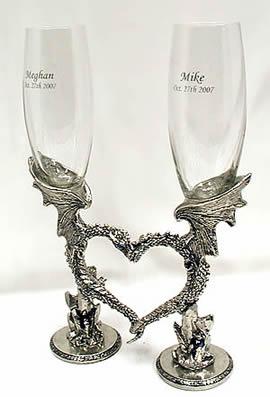 Svadobné poháre - Obrázok č. 37